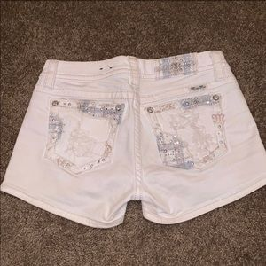 Miss me shorts size 26